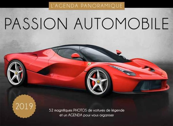 AGENDA PANORAMIQUE PASSION AUTOMOBILE 2019